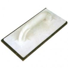 Gladilica ravna pvc 140x280 crna
